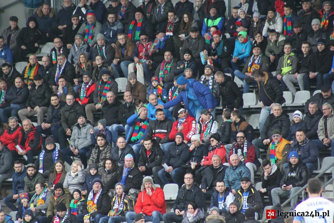 Trwa przedsprzedaż biletów na mecz Miedzi z Wisłą Płock