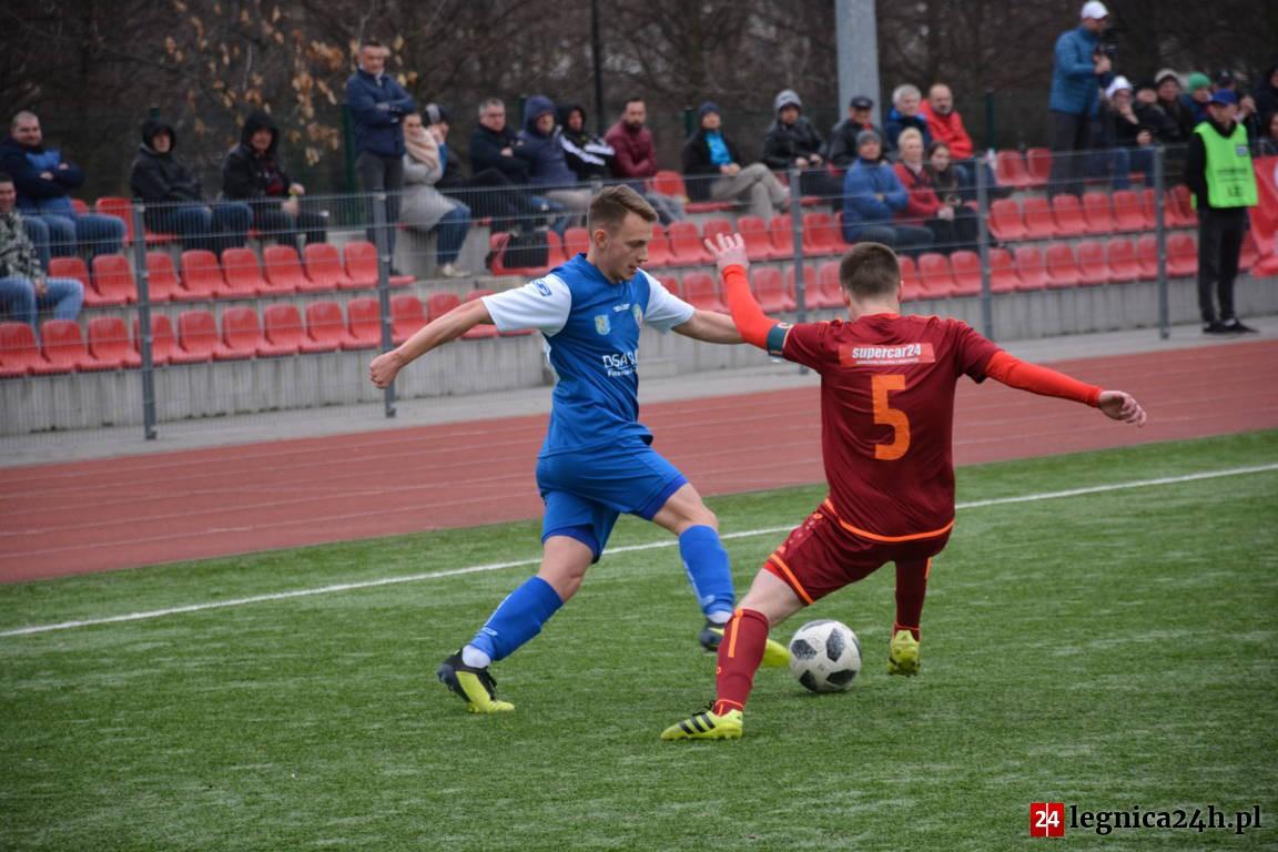 (FOTO) III liga: Miedź II wygrywa z Lechią Dzierżoniów