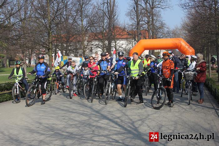 (FOTO) Rowerowa Legnica