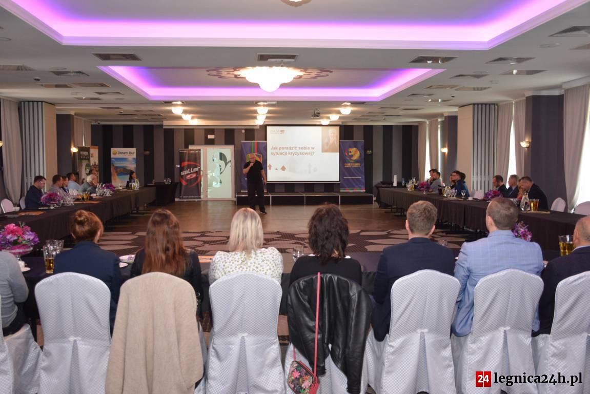 (FOTO) Kwietniowe spotkanie Klubu Biznesu Miedzi Legnica