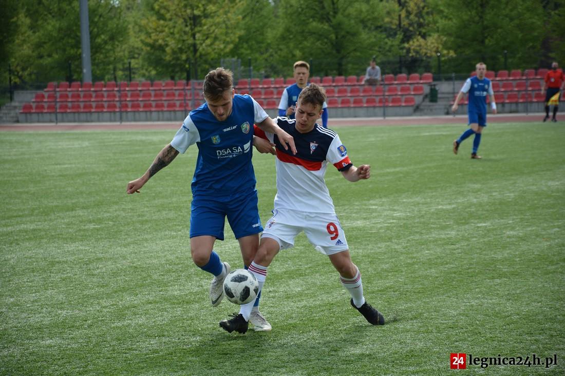 III liga: Miedź II przegrywa w Bielsku-Białej