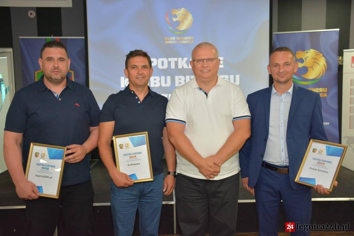 (FOTO) Klub Biznesu Miedzi Legnica podsumował sezon