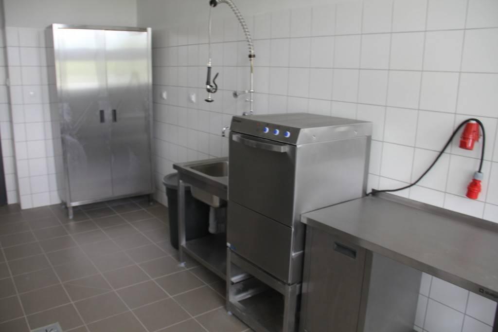 Nowoczesne kuchnie i jadalnie dla szkół podstawowych