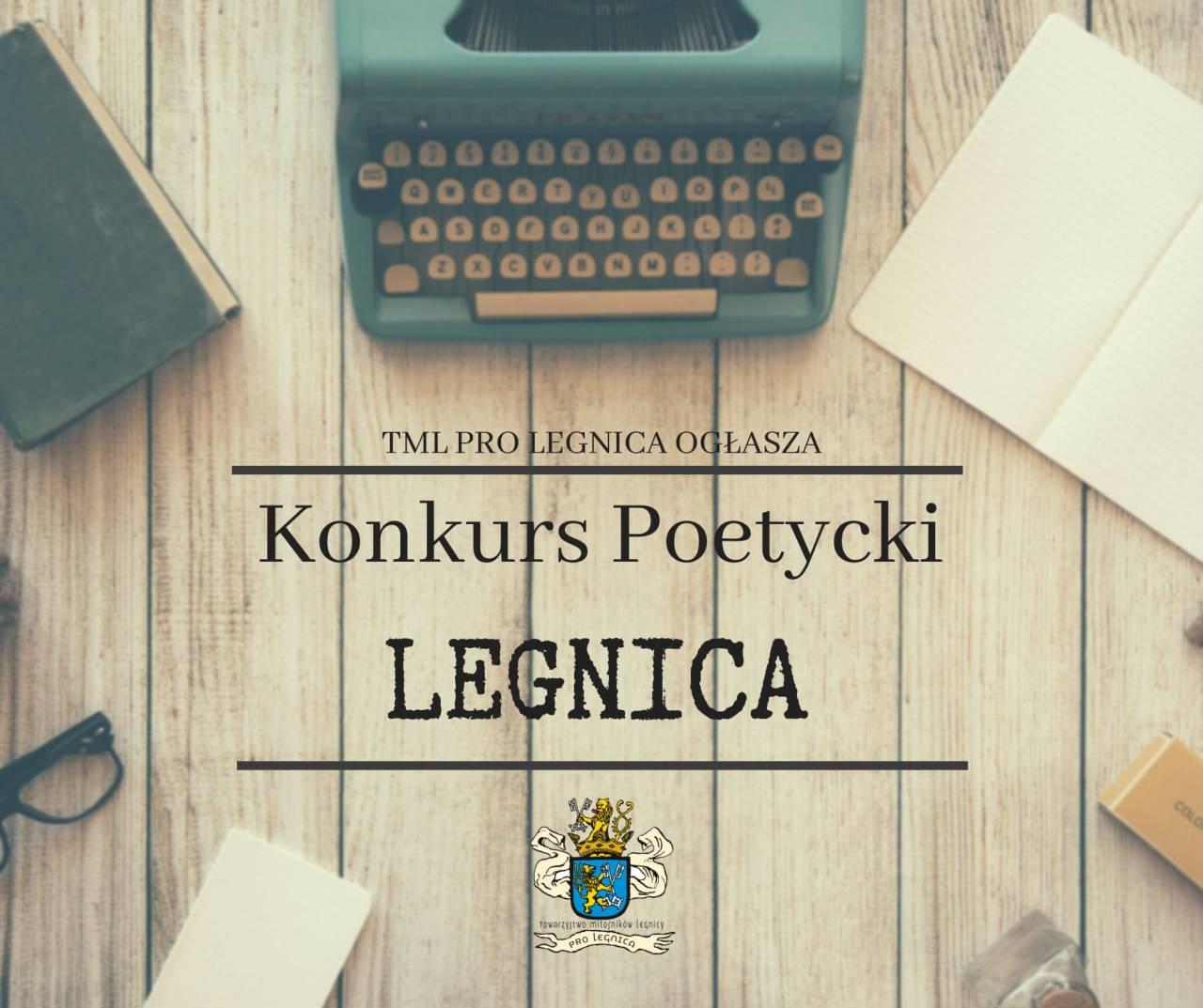 IV Konkurs Poetycki LEGNICA