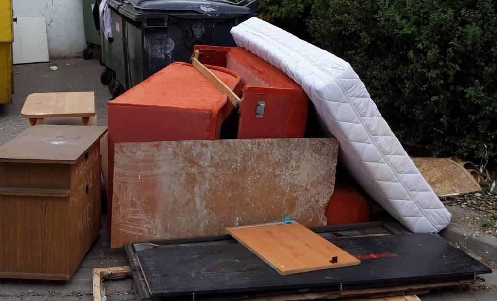 Odpadów wielkogabarytowych pozbędziemy się od 2 do 7 grudnia