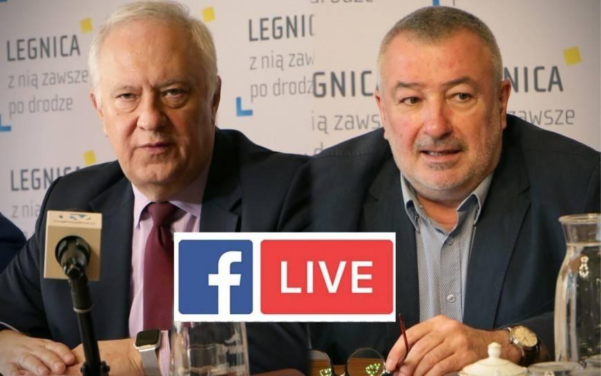 Prezydent miasta i szef sanepidu odpowiedzą na pytania legniczan