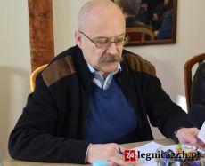 prof. Stanisław Krawczyński, przewodniczący Rady Artystycznej Cantat 49