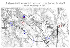S3: Część północna węzła autostradowego Legnica II niebawem włączona do ruchu
