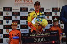 (FOTO, FILM) CCC Tour-Grody Piastowskie: Szymon Sajnok wygrał prolog
