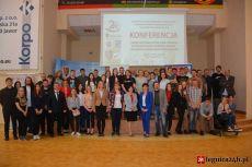 (FILM, FOTO) Studenci PWSZ im. Witelona w powiecie jaworskim