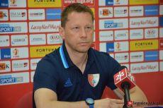 Dariusz Banasik: Na pewno się nie załamujemy