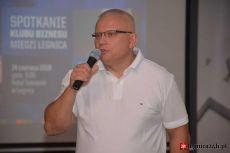 (FOTO) Andrzej Dadełło podsumował sezon z Klubem Biznesu Miedzi Legnica