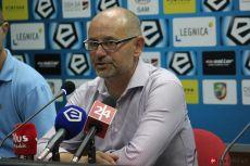 Miedź TV: Trenerzy oceniają mecz Miedzi z Legią