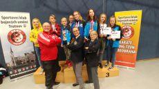 Legnica: 9 medali w Trutnovie dla KKS Tora