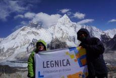 Legnica: 100-lecie niepodległości uczcili w Himalajach