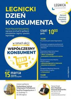 Legnicki Dzień Konsumenta 15 marca
