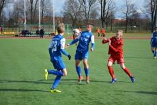 (FOTO) CLJ U15: Miedź remisuje z FC Wrocław Academy